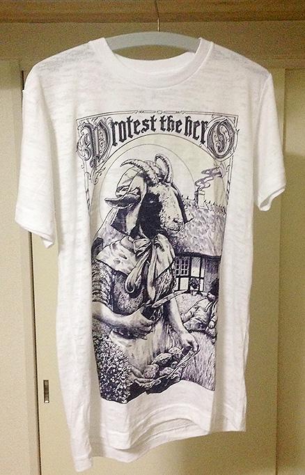 Protest the Hero / プロテスト・ザ・ヒーロー - Goat Tシャツ